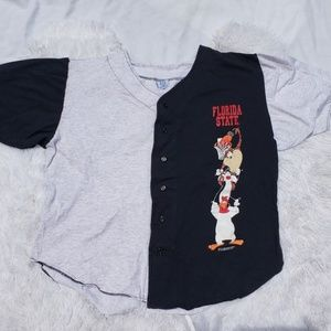Vintage Looney Tunes Florida State Basketball